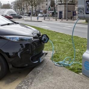 Bornes de recharge pour véhicule électrique